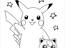 Pokemon Coloring Pages Pikachu Coloring Pages Pokemon Printable