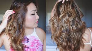 Beach Wave Hair Style loose beach waves hair tutorial summer hair t3 twirl 360 youtube 4904 by wearticles.com