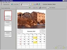 Custom Schedule Maker Asafonggecco Free Calendar Making