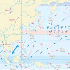 Wind Patterns Beauteous Global Wind Patterns Map