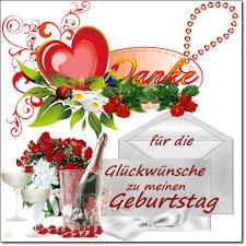 Geburtstagswünsche Dankeschön Triciahallekathy Official