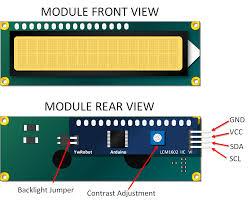 ywrobot lcm1602 iic v1 lcd arduino tutorial henry's bench  at Qunqi 11c 12c Twi 1602 Wiring Diagram