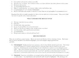 Resume Summary Statement Examples Customer Service The Academic
