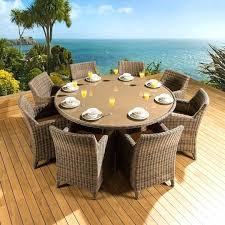 round outdoor dining tables outdoor dining set round outdoor dining tables with gas fire pit