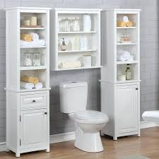 bathroom cabinets open shelving x wall mounted bath storage cabinet with two open home decorations ideas