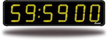 clock multi function hmt hms led