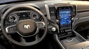 BEST 2019 LUXURY TRUCK INTERIOR? - 2019 Dodge RAM 1500 Limited - YouTube