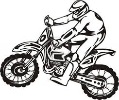 Small Picture Sheets Printable Motorcycle Coloring Pages 44 For Your Gallery