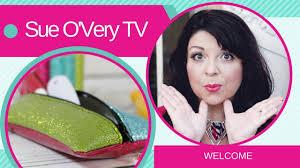 Sue O Very Designs Sue Overy Designs Welcome Video