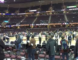 Cavs Seating Chart View Rocket Mortgage Fieldhouse Section 120 Seat Views Seatgeek