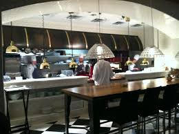 And Open Commercial Kitchen Design HOME AND INTERIOR