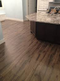 New Kitchen Remodel Featuring Quick Step Heathered Oak Laminate! From  Christine B. #Kitchen
