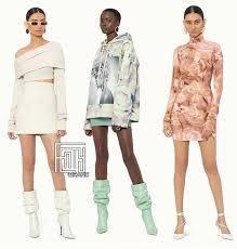 Image result for fenty fashion