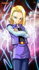 Download a beautiful android wallpaper for your android phone. Android 18 Wallpaper