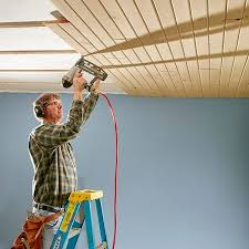 basement wood ceiling ideas. Unique Wood Jazz Up Your Basement Ceiling U2013 You Can Do That Throughout Wood Ideas