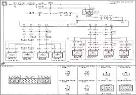 mazda protege protege audio wire diagram
