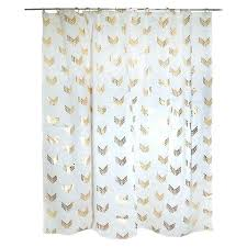 black white and gold shower curtain blck nd curtin ides bout curtins