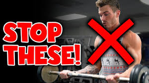 5 Gym Mistakes You\u0027re Making (STOP THESE!) - YouTube