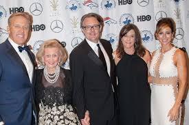 peyton manning wife. From Left: Honoree John Elway, Barbara Davis, Shane Hendryson, Dana Davis And Paige Elway. Peyton Manning Wife