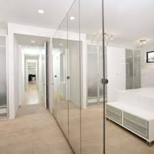 image mirrored closet door. closet door designs and how they can completely change the dcor image mirrored