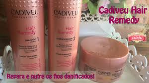 <b>Cadiveu Hair Remedy</b> - YouTube