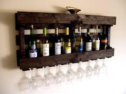 ... Rustic Wooden Wine Rack Design: Surprising Wooden Wine Rack Ideas ...