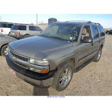 2001 - CHEVROLET TAHOE // TUCSON, AZ - Rod Robertson Enterprises Inc.
