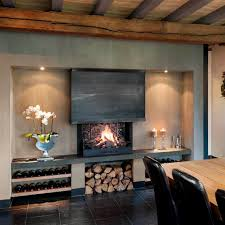 Modern Wood Burner Fireplace Designs Wood Burning Fireplace Contemporary Open Hearth Built In Special 14 Boley