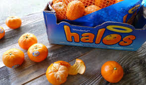 halos perfect citrus snack