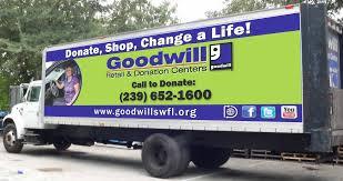 Goodwill Southwest Florida Arrange a donation pick up
