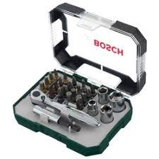 «<b>Набор торцевых головок и</b> бит BOSCH Promoline ...