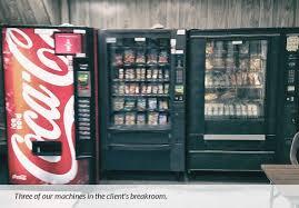 Vending Machines Charlotte Nc Inspiration Vending Machines In Charlotte NC Soda And Snack Machines