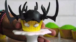 Make These Hela Inspired Cupcakes News Marvel