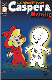 casper and wendy. casper and wendy #1 ropp best friends cvr casper and wendy