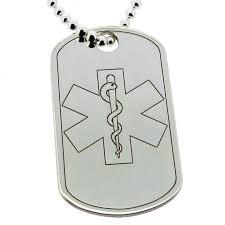 sterling silver medical alert snake
