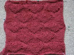 Knitted Heart Pattern Best Knitting Pattern Hearts
