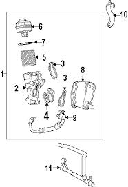 com acirc reg land rover lr engine oil cooler oem parts 2008 land rover lr2 se l6 3 2 liter gas engine oil cooler