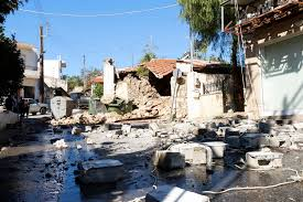 Un terremoto de magnitud 6,3 sacude la isla griega de Creta – Somos Prensa