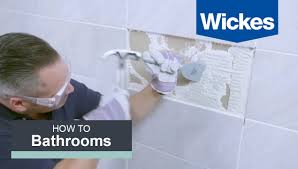 Kitchen Floor Tiles Wickes How To Remove And Replace Tiles With Wickes Youtube