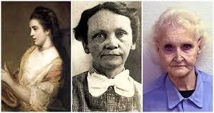 Resultado de imagen de mujeres asesinas fotos