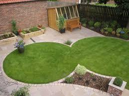 Small Picture Garden Design Ideas Circular Lawn Sixprit Decorps