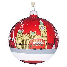 tourism london sky gl hanging decoration