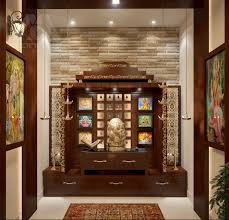 Pooja Mandir Designs For Home In Hyderabad 9 Wooden Pooja Mandir Designs For Homes Traditional