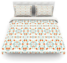 mid century duvet cover sweetgalas throughout inspirations 19