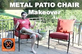 metal patio chairs home repair tutor