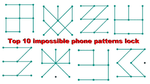 Hardest Pattern Password Magnificent Decorating Design