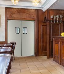 Restaurant Kitchen Door Design Aluminum Swinging Kitchen Doors