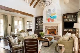 colonial home with shiplap walls patriotic elements m barnes co