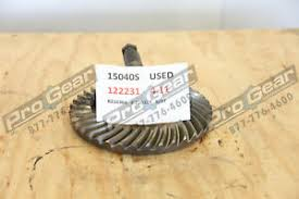 Details About Eaton Spicer Differential 4 11 Ratio Gear Set 15040s 122231