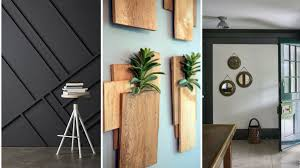 These decor ideas help turn any bland room into an artistic atmosphere. 10 Inventive Wall Decoration Ideas